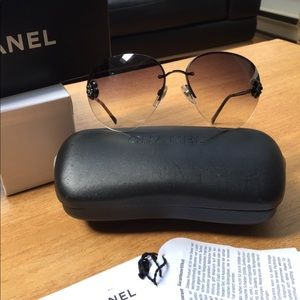 Chanel sunglasses- authentic